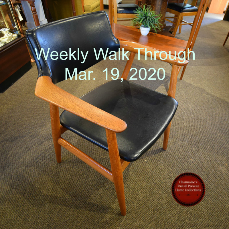Weekly Walk Through March 19, 2020