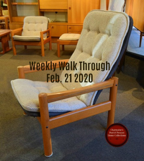 WEEKLY WALK THROUGH FEB. 21, 2020