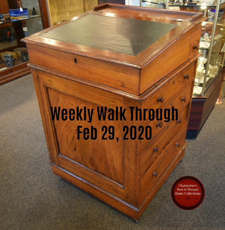 WEEKLY WALK THROUGH FEB. 29, 2020
