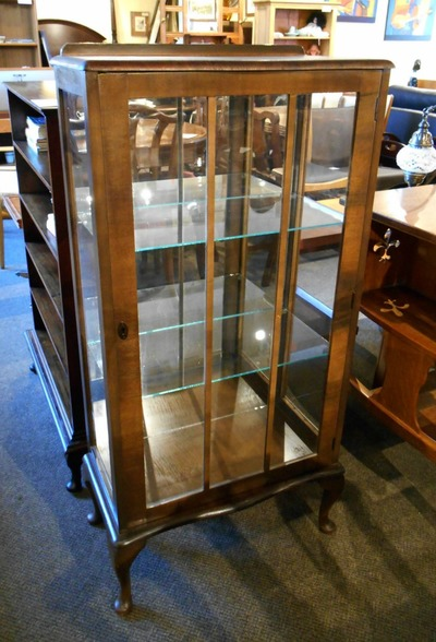 SWEET SMALL VINTAGE DISPLAY CABINET...$249.00