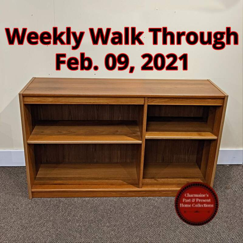 WEEKLY WALK THROUGH FEB. 09, 2021