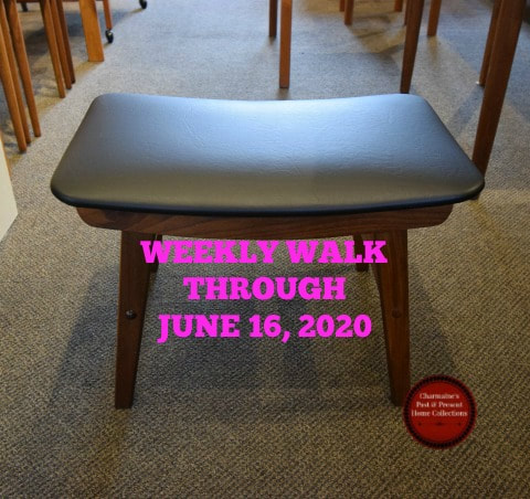 WEEKLY WALK THROUGH JUNE 16, 2020