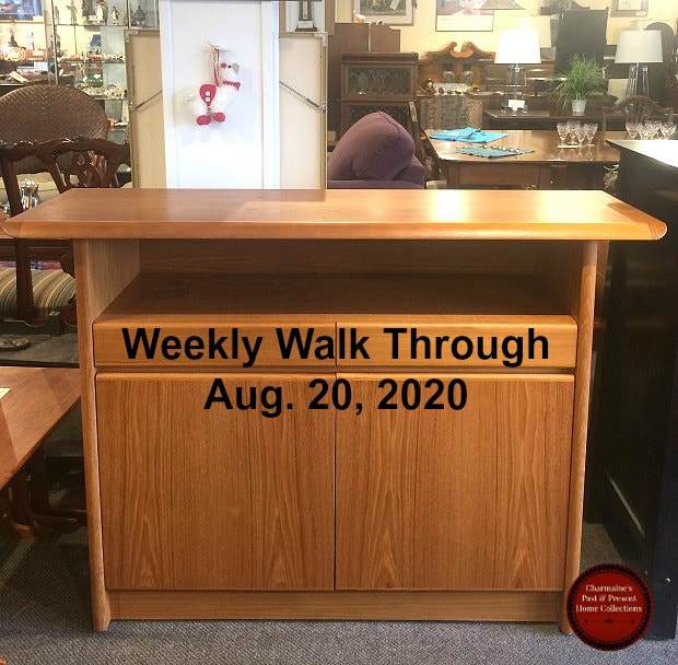 WEEKLY WALK THROUGH AUG. 20, 2020