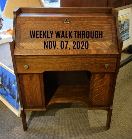 WEEKLY WALK THROUGH NOV. 07, 2020