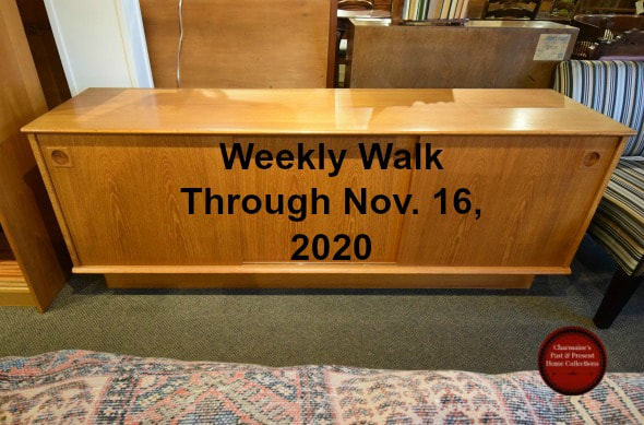 WEEKLY WALK THROUGH NOV. 16, 2020