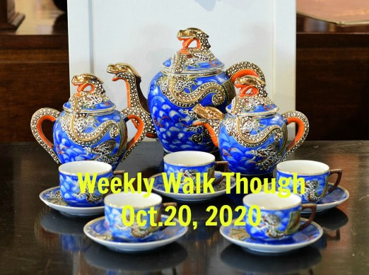 WEEKLY WALK THROUGH OCT.20, 2020