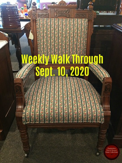 WEEKLY WALK THROUGH SEPT. 10, 2020