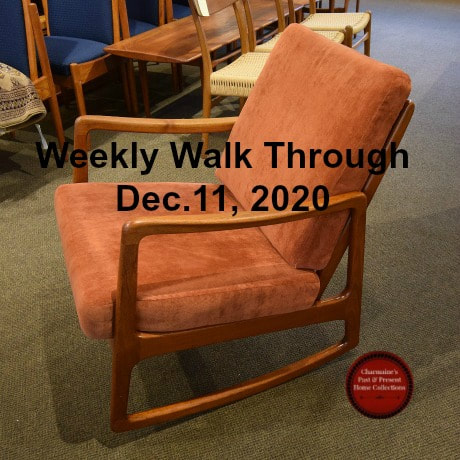 WEEKLY WALK THROUGH DEC. 11, 2020