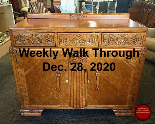 WEEKLY WALK THROUGH DEC. 28, 2020