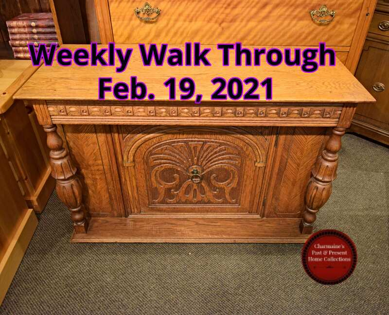 WEEKLY WALK THROUGH FEB. 19, 2021